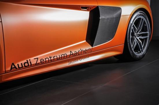 HplusB Design Audi R8 V10