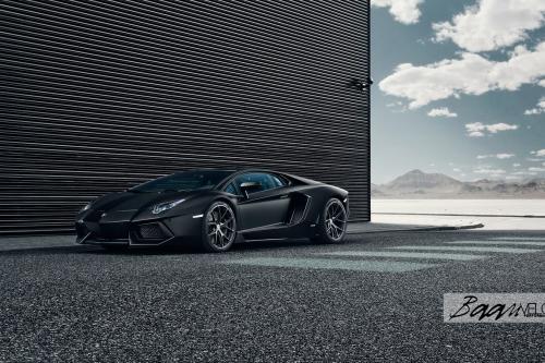 Lamborghini Aventador HRE