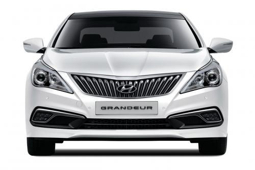 Hyundai grandeur седан дебютирует в Южной Корее
