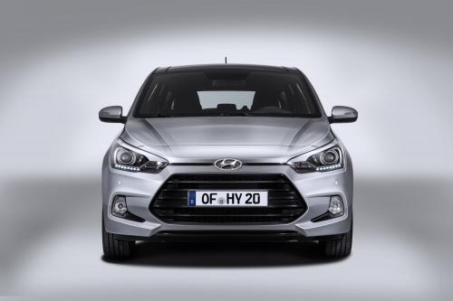 Новое поколение Хундай i20 купе, для молодых покупателей