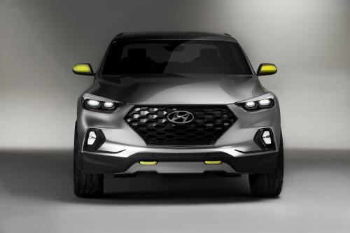 Hyundai Санта-Крус - кроссовер грузовик