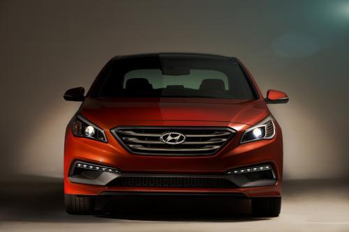 Обновленный Hyundai Соната скоро поступит в продажу