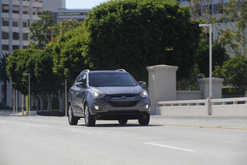 Компания Hyundai объявляет цену на  Туксон