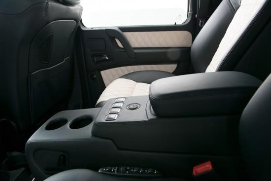 IMSA Mercedes-Benz G63 AMG