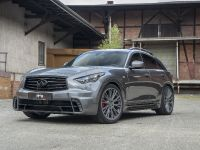 2015 Infiniti QX70 SUV, 1 of 6