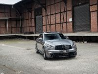 2015 Infiniti QX70 SUV, 2 of 6