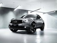 2015 Infiniti QX70S Design, 1 of 5
