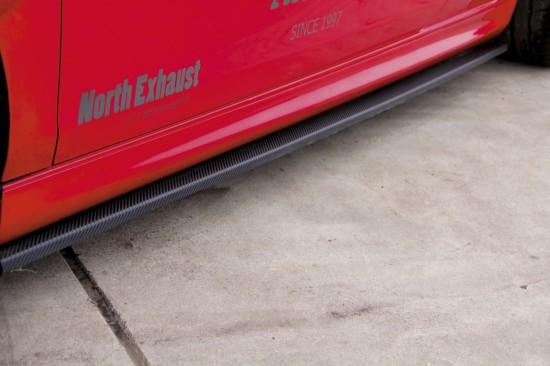 Ingo Noak Tuning Volkswagen Golf VI GTI
