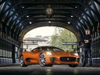 2015 Jaguar C-X75 SPECTRE, 2 of 4