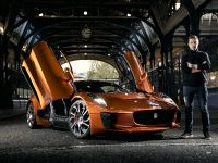 2015 Jaguar C-X75 SPECTRE, 3 of 4