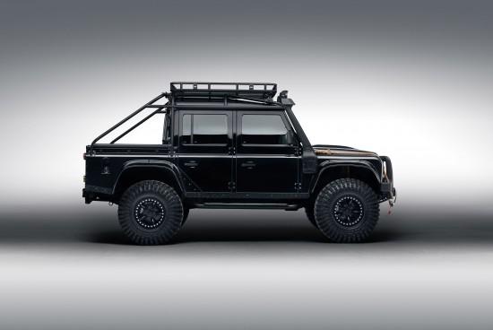 Jaguar Land Rover James Bond Spectre Cars
