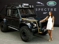 2015 Jaguar Land Rover James Bond Spectre Cars, 1 of 36