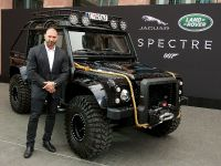 2015 Jaguar Land Rover James Bond Spectre Cars, 5 of 36