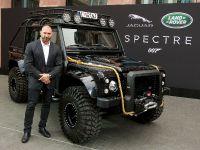 2015 Jaguar Land Rover James Bond Spectre Cars, 5 of 36
