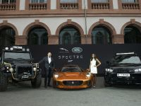 2015 Jaguar Land Rover James Bond Spectre Cars, 9 of 36
