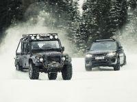 2015 Jaguar Land Rover James Bond Spectre Cars, 11 of 36
