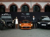 2015 Jaguar Land Rover James Bond Spectre Cars, 12 of 36