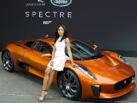 2015 Jaguar Land Rover James Bond Spectre Cars, 20 of 36