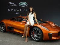2015 Jaguar Land Rover James Bond Spectre Cars, 24 of 36