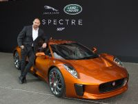 2015 Jaguar Land Rover James Bond Spectre Cars, 28 of 36