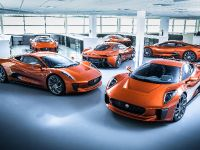 2015 Jaguar Land Rover James Bond Spectre Cars, 33 of 36