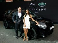 2015 Jaguar Land Rover James Bond Spectre Cars, 34 of 36