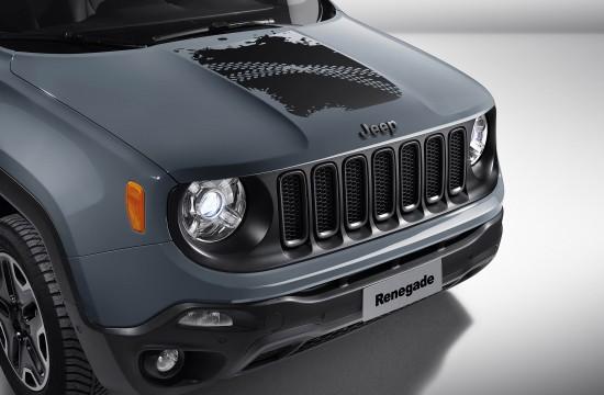 Jeep Renegade Trailhawk by Mopar