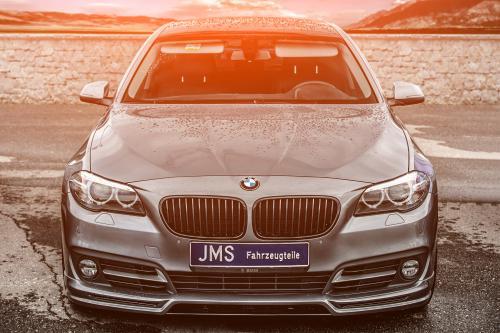 Простой, но очаровательный: знакомство с JMS BMW 5-й серии рестайлинг