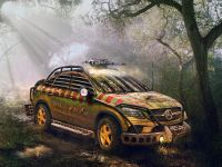 2015 Jurassic Park Mercedes-Benz GLE 450 AMG Coupe, 2 of 3