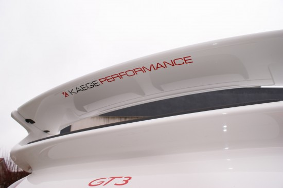 Kaege Porsche 997 GT3 Clubsport