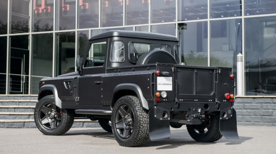 Kahn Flying Huntsman 105 Defender Pick Up Prototype