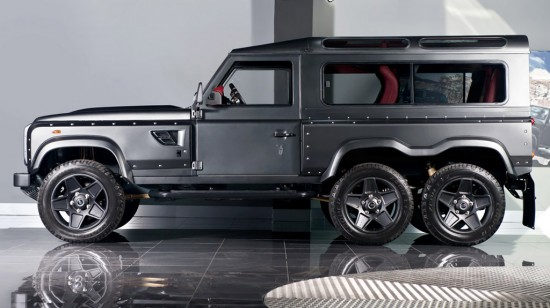 Kahn Flying Huntsman 6X6