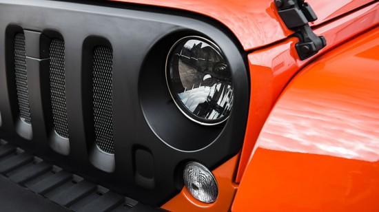 Kahn Jeep Wrangler Sahara CJ300 CTC