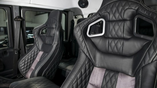 Kahn Land Rover Defender 110 Double Cab Pick Up