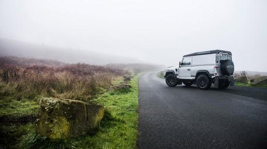 Kahn Land Rover Defender Hard Top Chelsea Wide Track