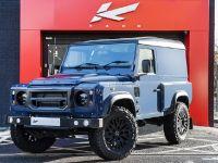 2015 Kahn Land Rover Defender Hard Top CWT in Tamar Blue, 1 of 6