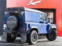 2015 Kahn Land Rover Defender Hard Top CWT in Tamar Blue, 3 of 6