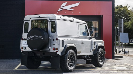 Kahn Land Rover Defender Hard Top CWT