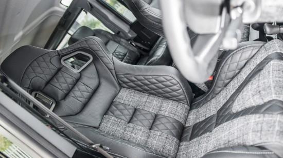 Kahn Land Rover Defender XS 110 CWT
