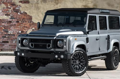 Kahn Land Rover Defender Xs 110 Cwt 2015 Hd Pictures