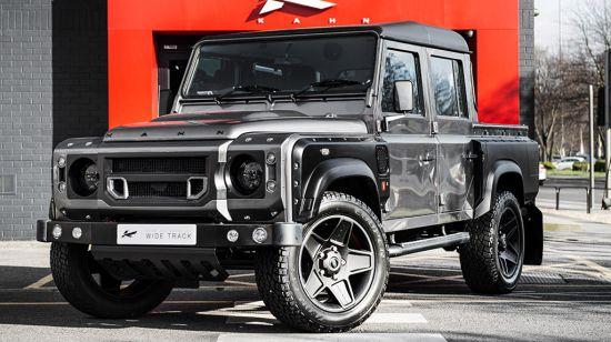 Kahn Land Rover Defender XS 110 Pick Up