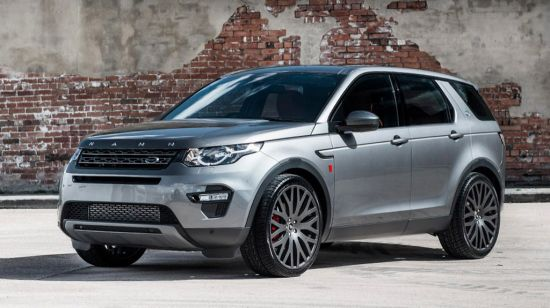 Kahn Land Rover Discovery Sport Ground Effect Edition