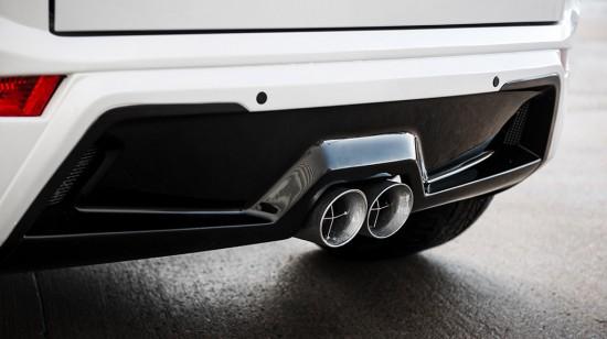 Kahn Range Rover Evoque RS Sport in Fuji White