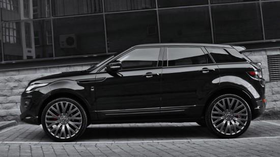 Kahn Range Rover Evoque Tech Pack