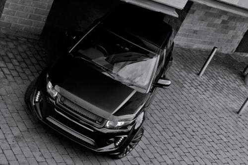 KAHN представляет range rover evoque tech pack