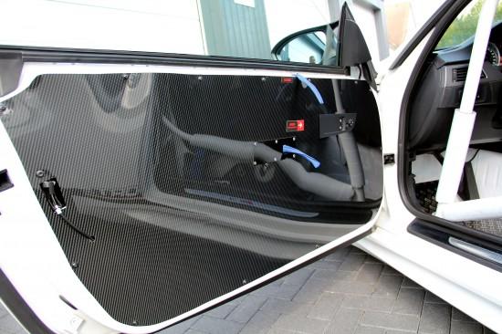 KBR Motorsport BMW E92 M3 Clubsport
