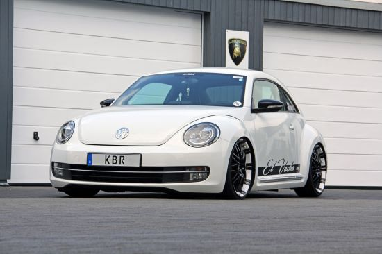 KBR Motorsport & SEK-Carhifi Volkswagen Beetle