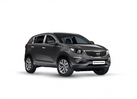 Kia Sportage Axis Limited Edition