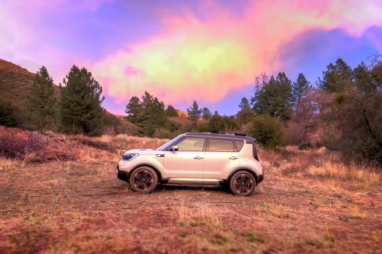 Kia Trailster e-AWD Concept