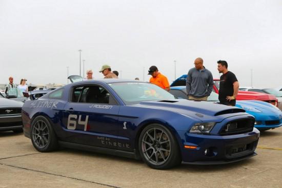 Kinetik Motorsport Shelby Mustang GT500